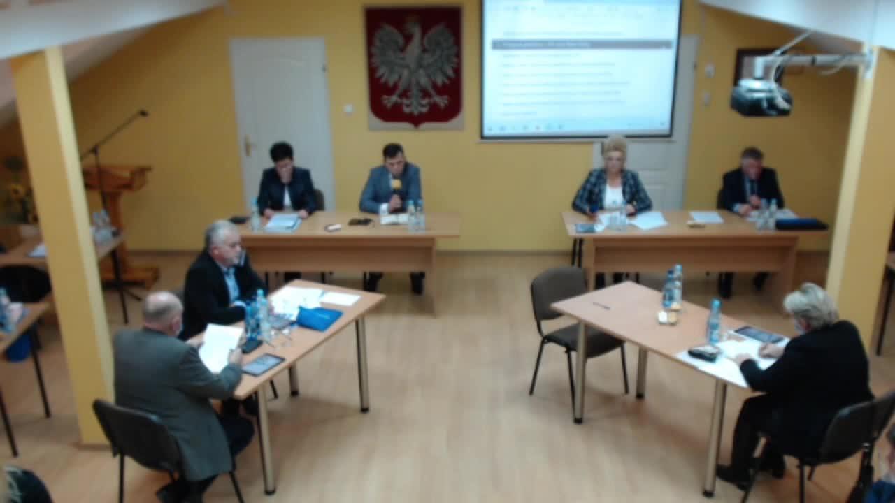 XX Sesja Rady Gminy Raciąż