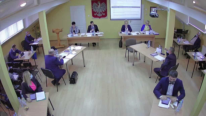 XXII Sesja Rady Gminy Raciąż