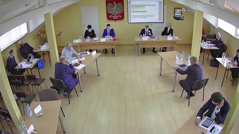XXIV Sesja Rady Gminy Raciąż