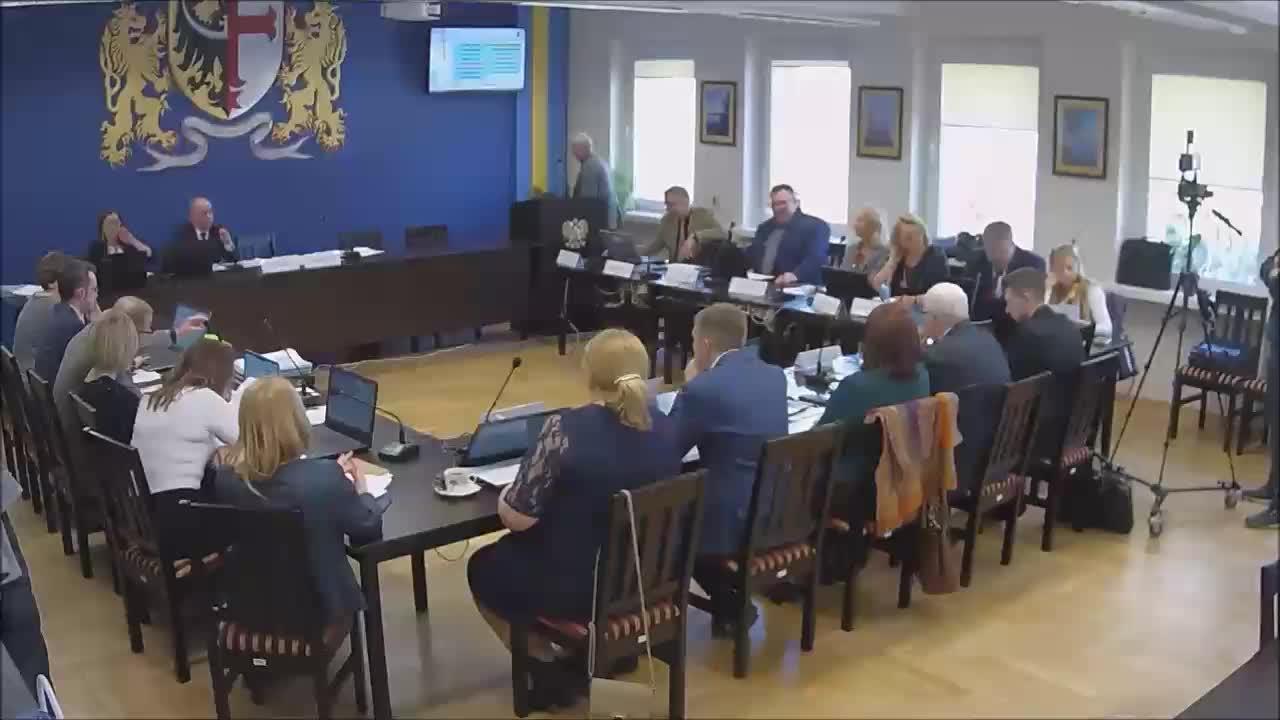 XIII Sesja Rady Gminy Czernica z dnia 05.02.2020 r. cz.1/2