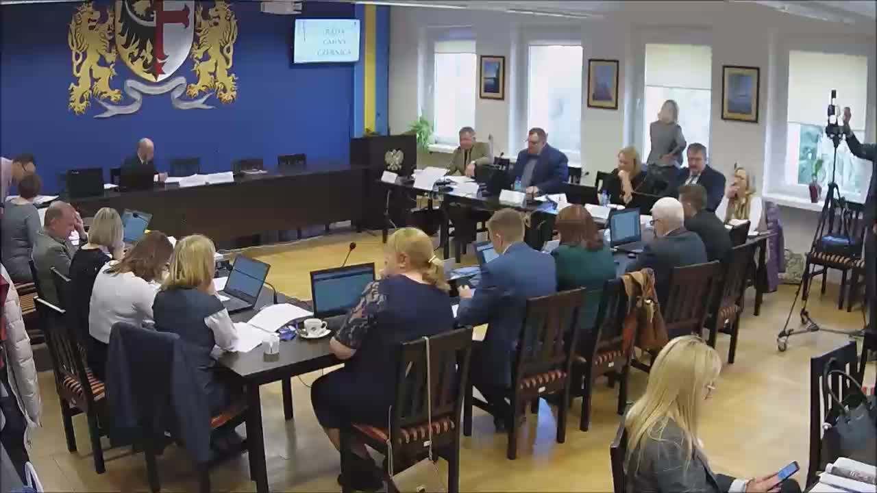 XIII Sesja Rady Gminy Czernica z dnia 05.02.2020 r. cz.2/2