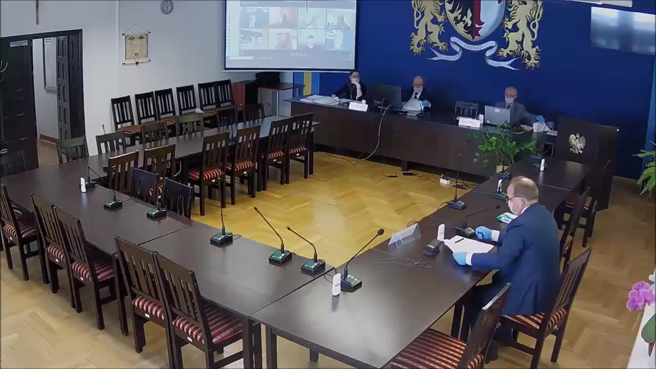 XIV Sesja Rady Gminy Czernica z dnia 31.03.2020 r.