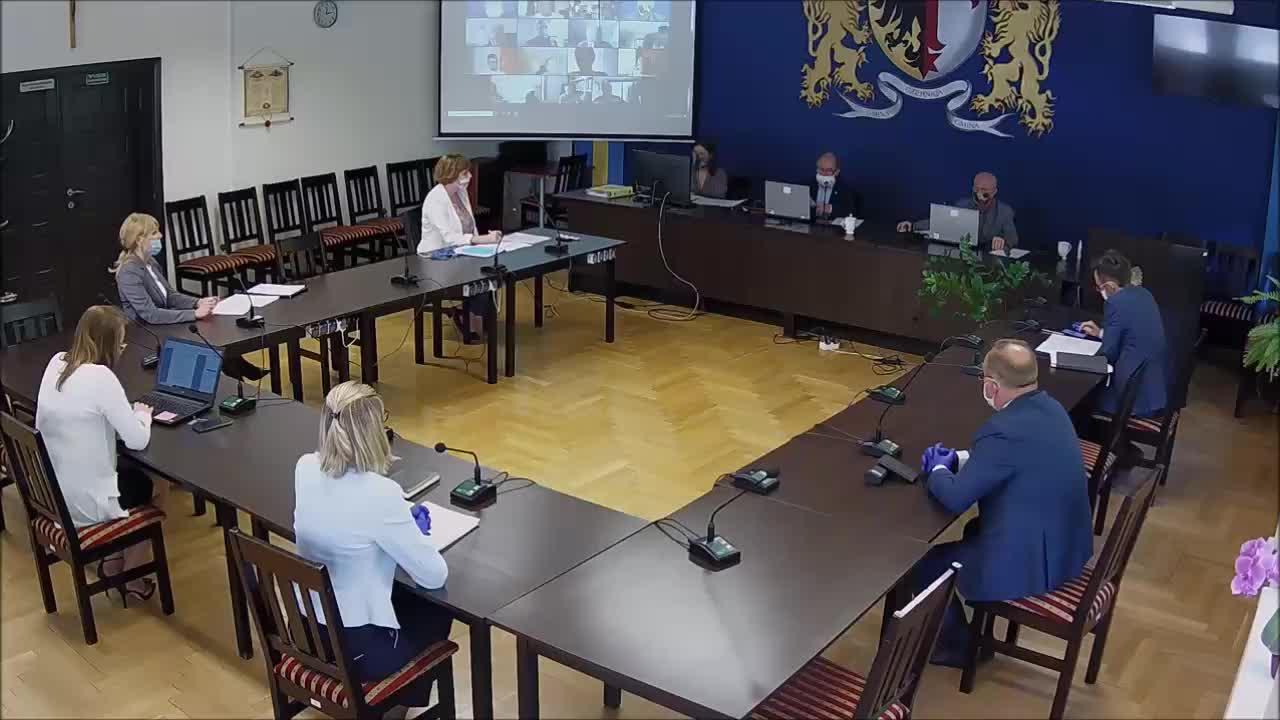 XVI Sesja Rady Gminy Czernica z dnia 29.05.2020 r.