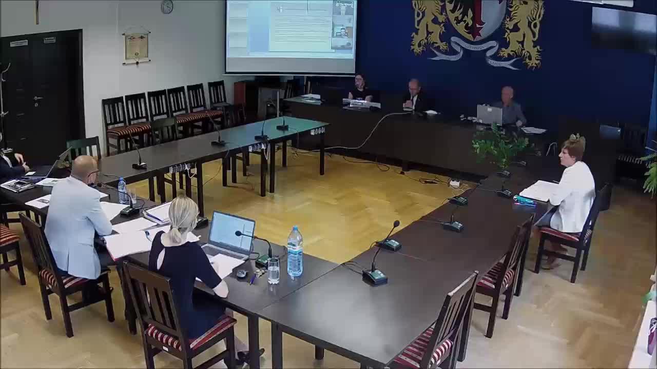 XVII Sesja Rady Gminy Czernica z dnia 03.07.2020 r. część 1/2