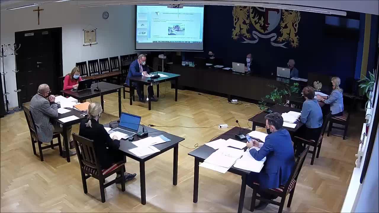 XIX Sesja Rady Gminy Czernica z dnia 13.10.2020 r.