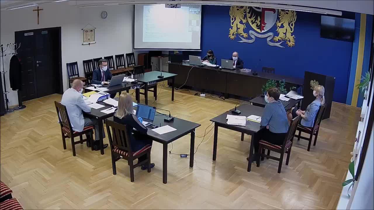 XXI Sesja Rady Gminy Czernica z dnia 30.12.202