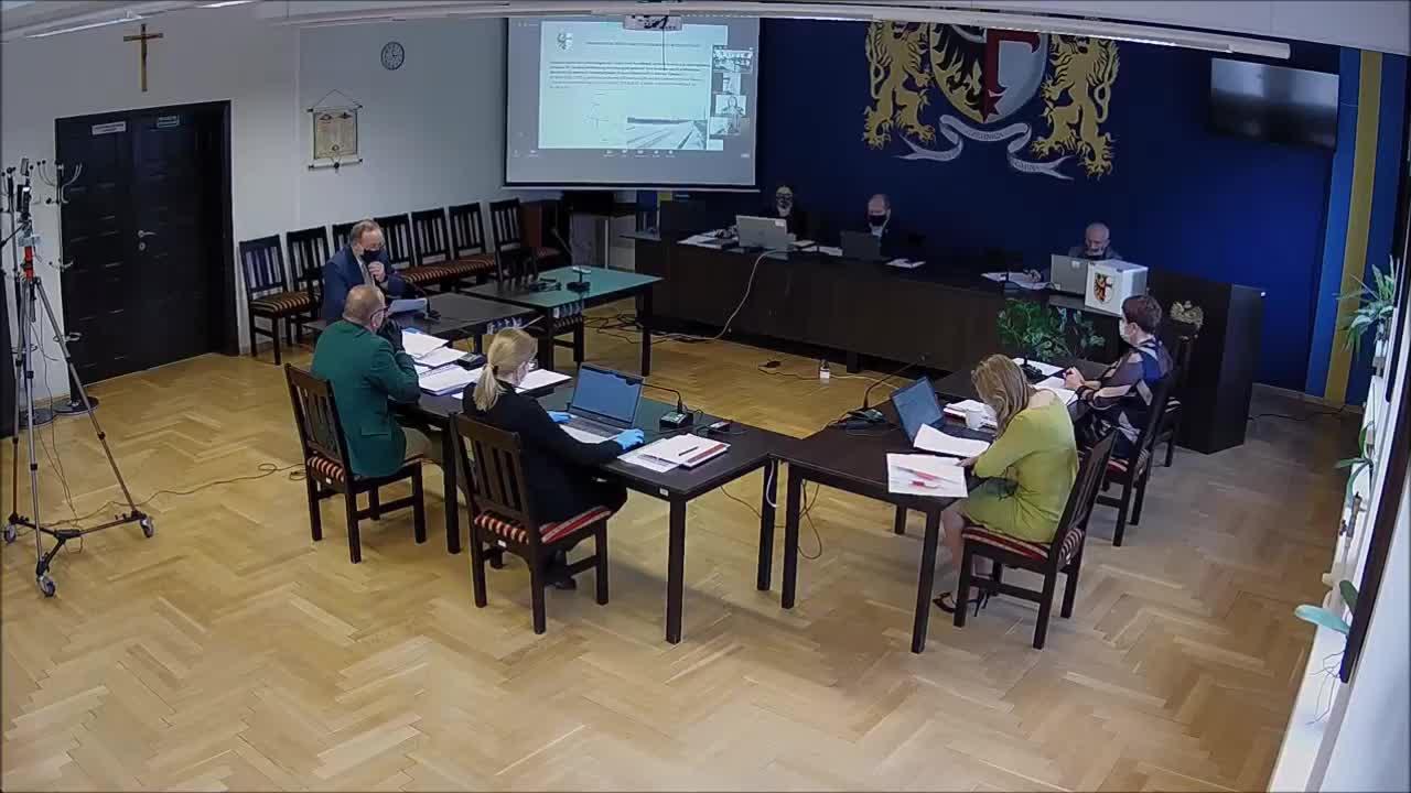 XXII Sesja Rady Gminy Czernica z dnia 27.01.2021