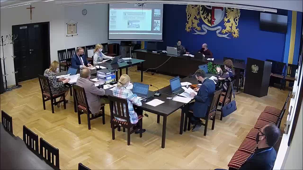 XXIV Sesja Rady Gminy Czernica z dnia 23.04.2021