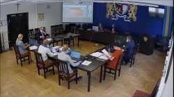XXV Sesja Rady Gminy Czernica z dnia 09.06.2021