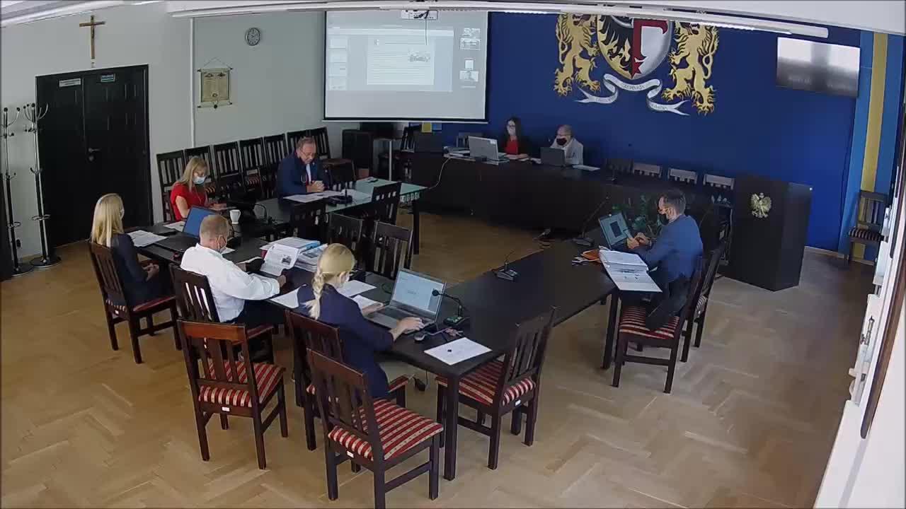 XXVIII Sesja Rady Gminy Czernica z dnia 13.08.2021