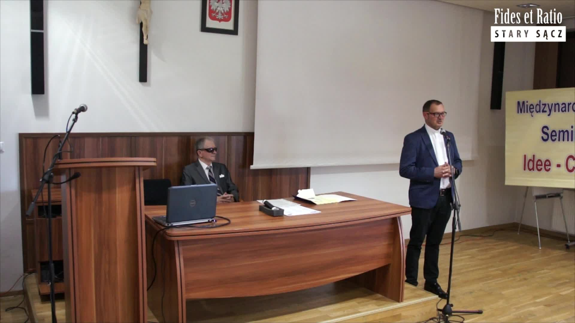 prof. Dlubacz rozpoczecie seminarium